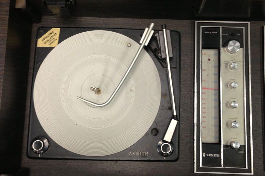 Zenith turntable repair | Vintage Stereo Repair | Turntable