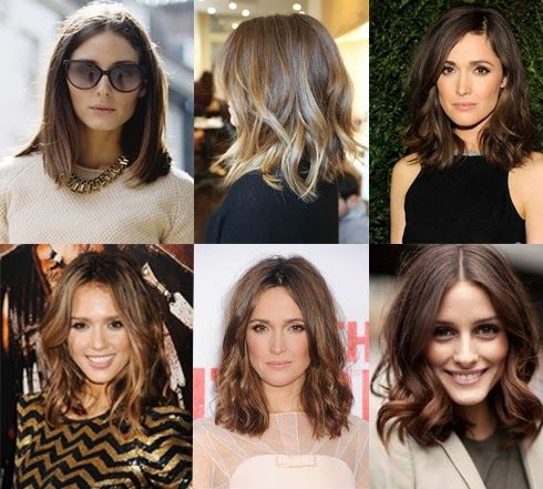 Ready to cut my hair again- This is my fave length and style!