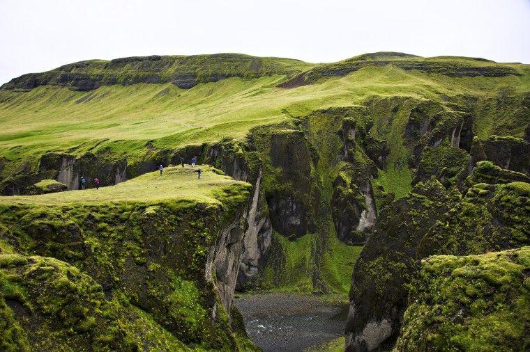 Floto + Warner in Iceland  by Vaughan Hannigan
