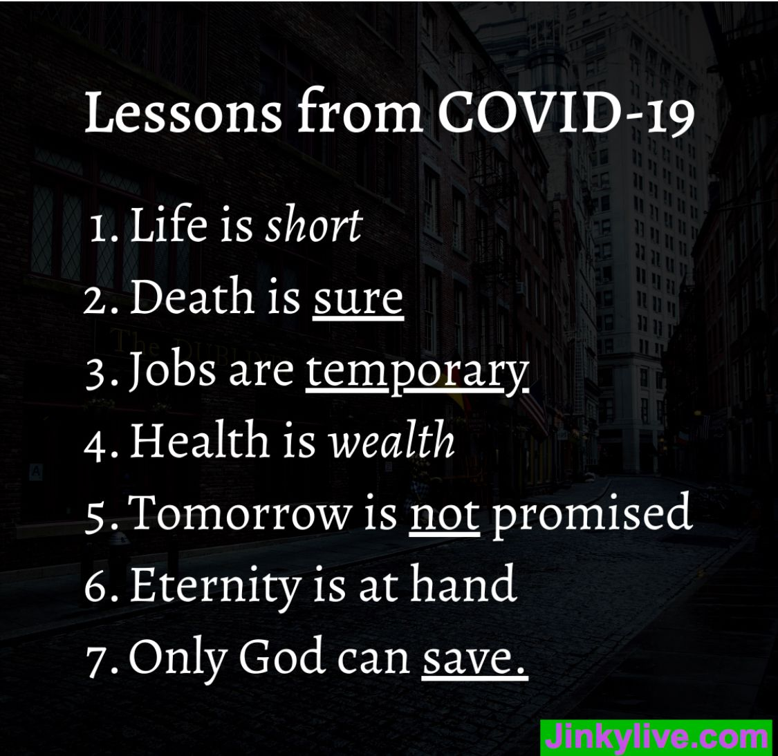Quotes For Covid 19