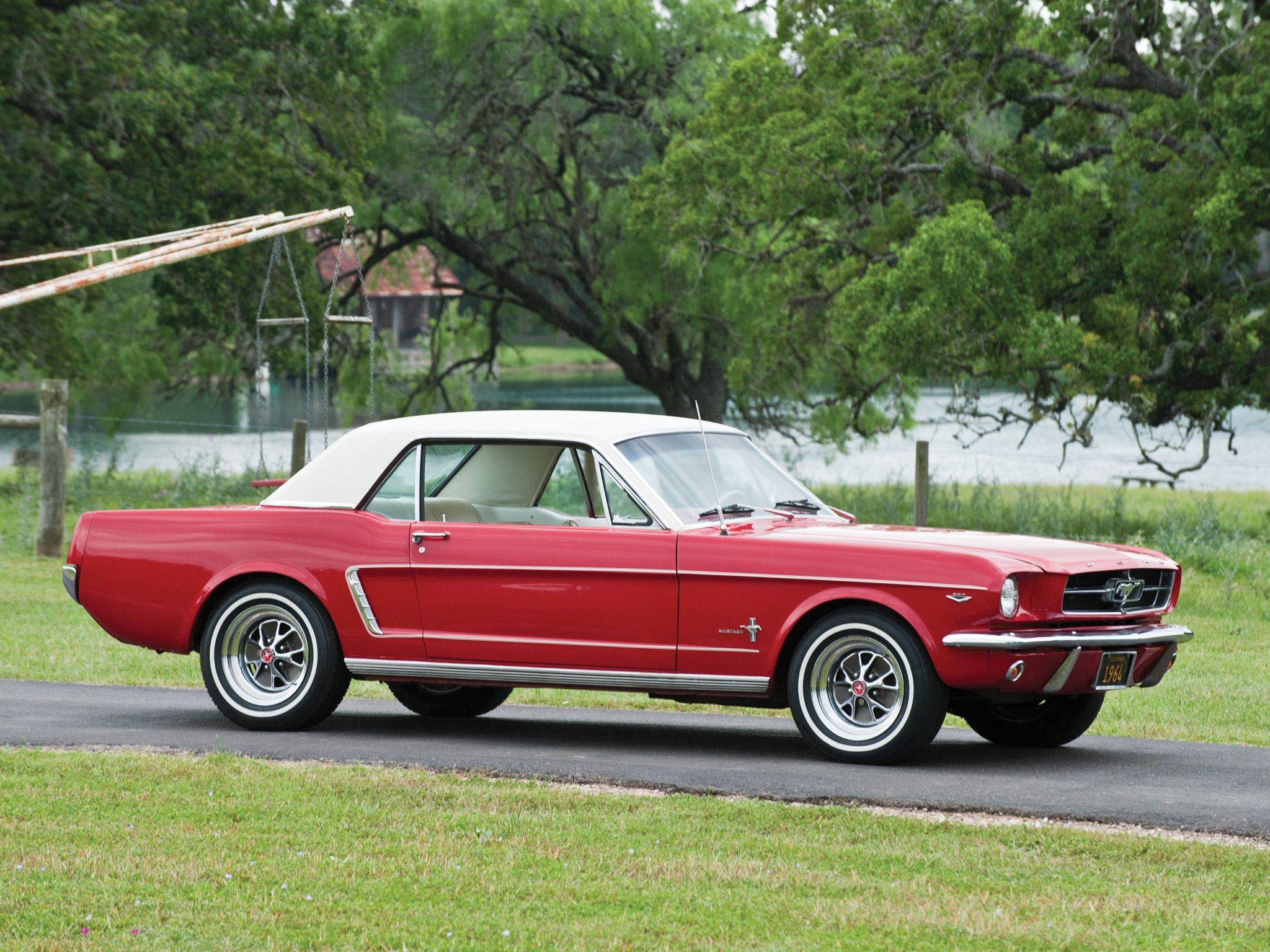 1964 Ford Mustang 260 Ready for a road trip in the states ...