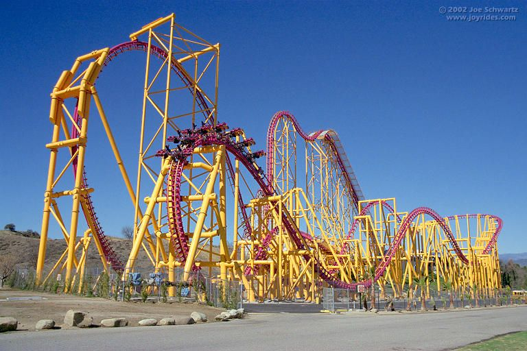 Pin By John Jones On Roller Coasters Amusement Park Rides Thrill Ride Roller Coaster