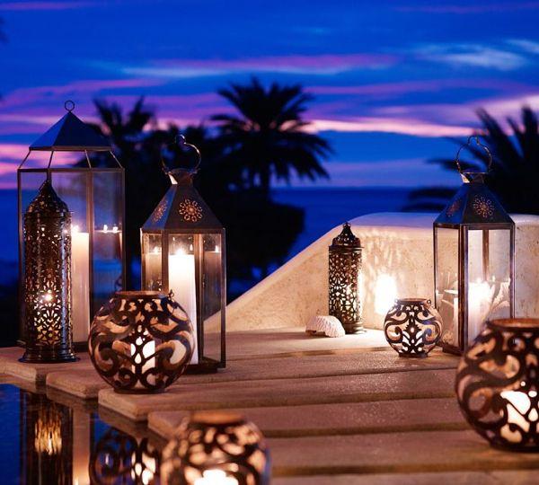 Idées d\'éclairage extérieur pour votre jardin, terrasse ou patio ...