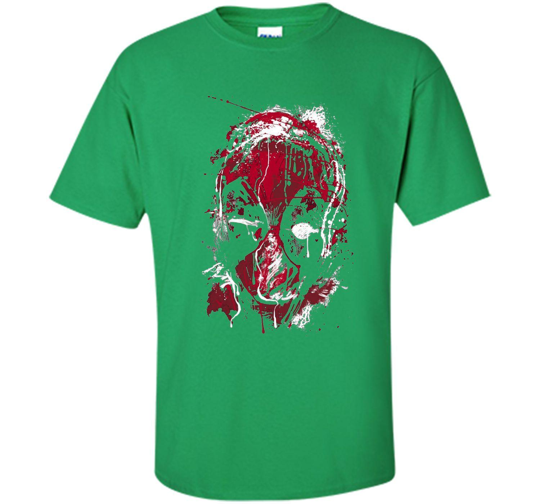 Marvel Deadpool Drip Art Graphic T-Shirt