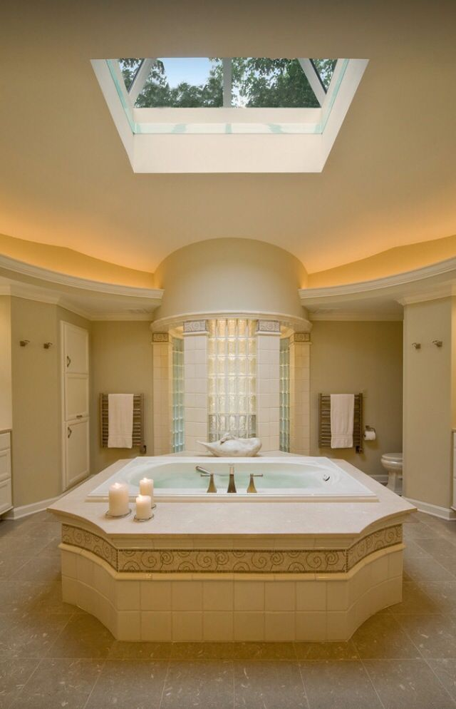 Pinspiration 12 Gorgeous Luxury Bathroom Designs  Bathroom Simple Luxurious Bathroom Design Ideas