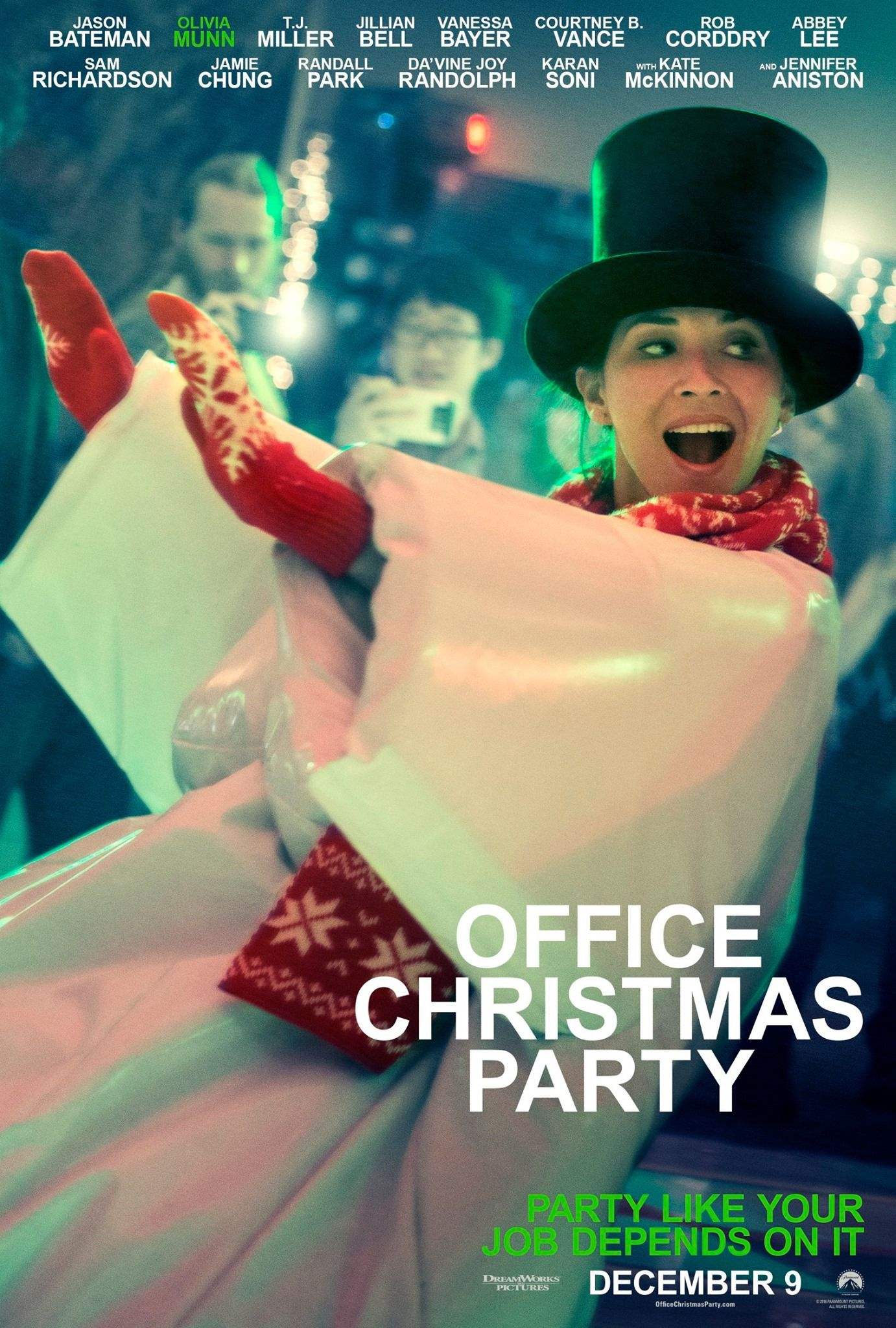 Return to the main poster page for Office Christmas Party (#5 of 22 ...