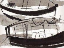 Richard Tuff - Two Boats