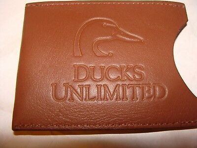 Ad Ebay Ducks Unlimited Money Clip Wallet Card Holder Berman Leather With Images Money Clip Wallet Clip Wallet Ducks Unlimited
