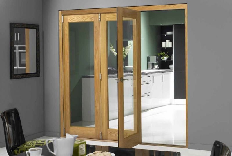 Inside sliding doors vufold sliding door ireland 39 s for Internal folding sliding doors