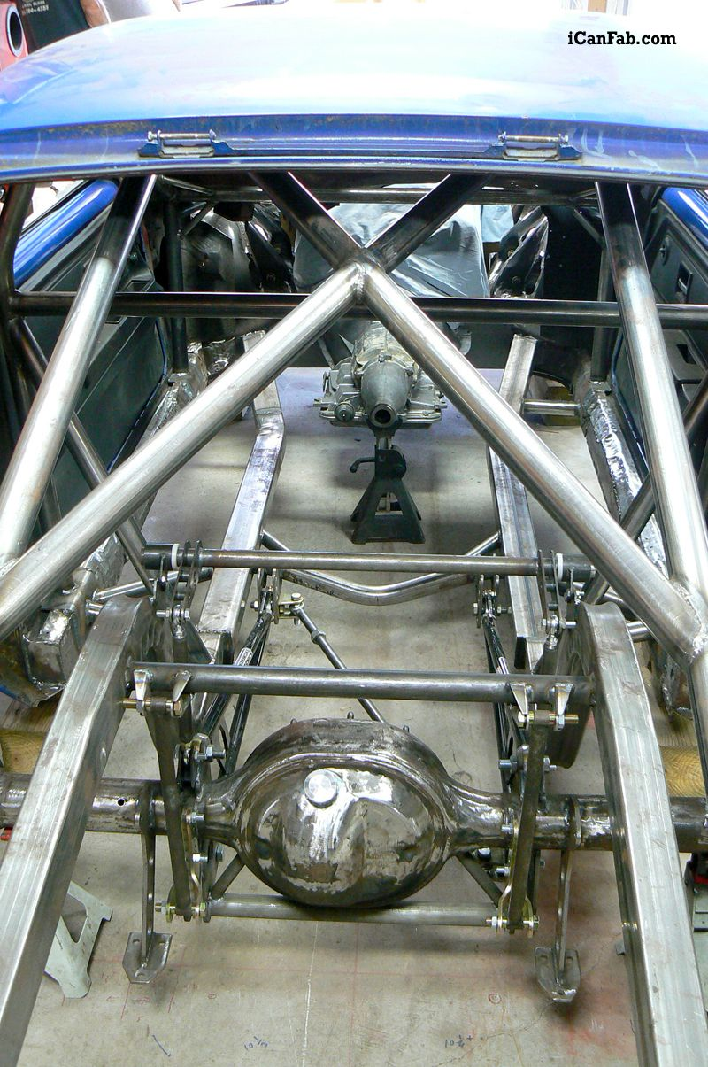 Building An Nhra Certified Roll Cage For The 1972 Vega Project Roll Cage Cage Drag Cars