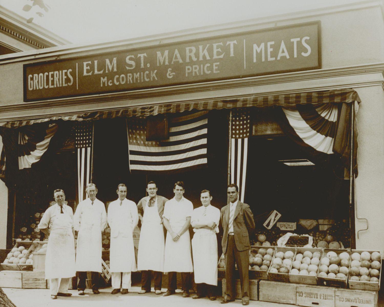 Stockbridge Ma Elm Street Market