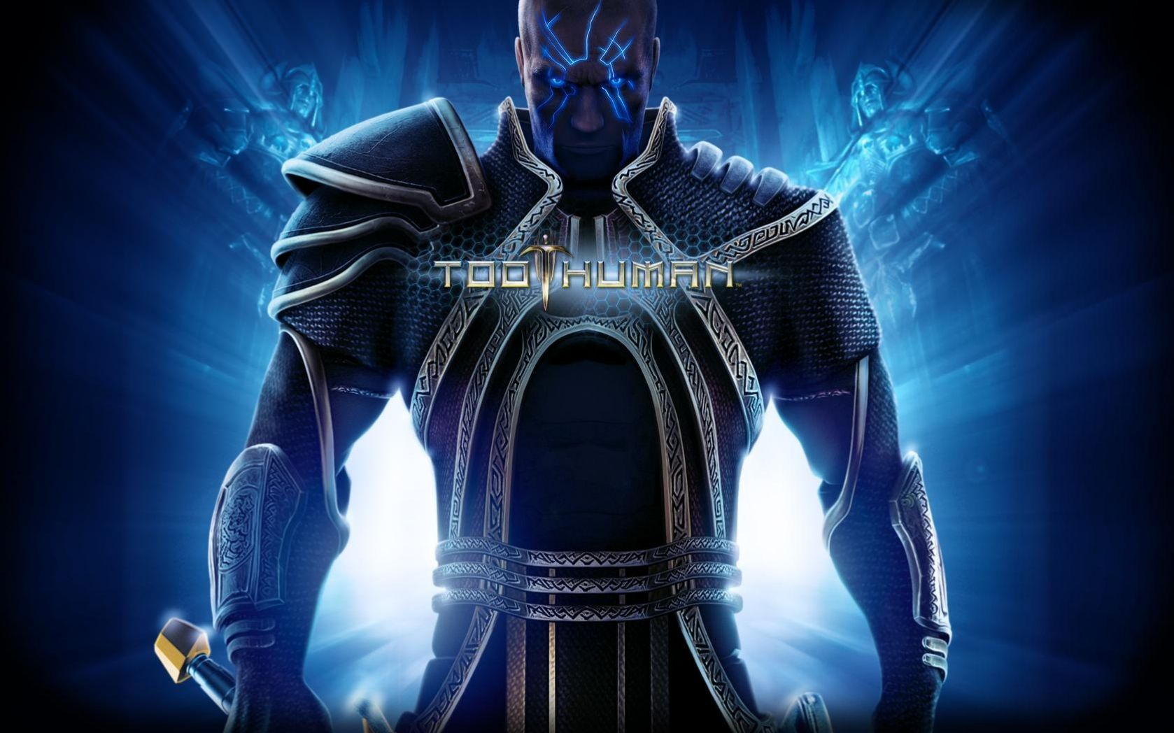 Too Human Game new HD Wallpaper Latest games, Cool gifs