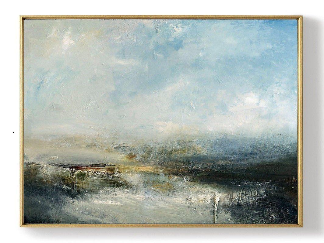 Landscape Ocean Painting