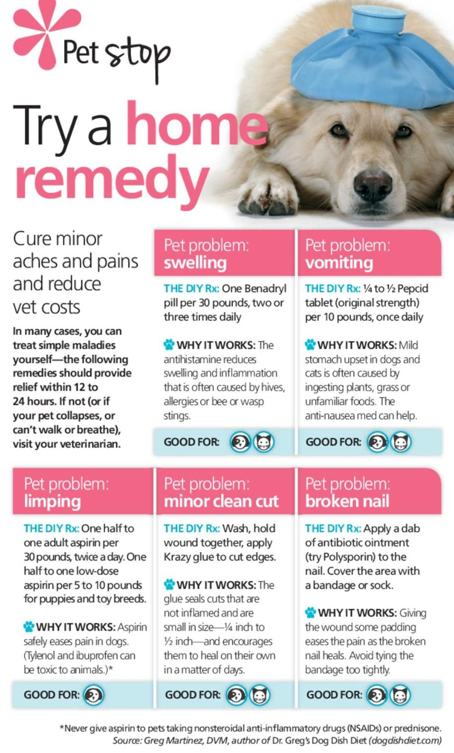 Home Remedies Vets Love