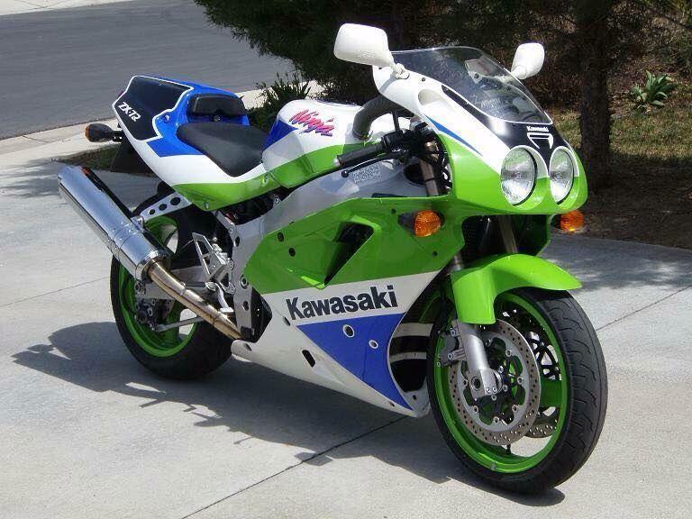 Yamaha R Vs Ninja Zxr