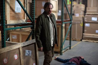 """Tonight's """"Grimm"""" continues the Season 5 storyline about the Black Claw Wesen uprising group, and Monroe (Silas Weir Mitchell) gets in touch with his wolfy, Blutbad side."""