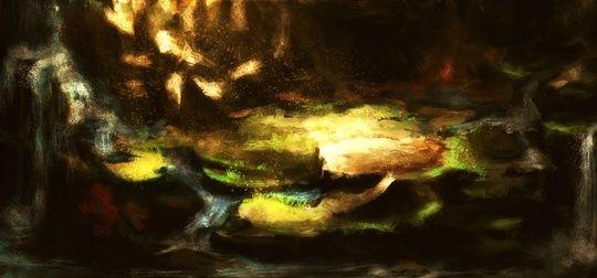 """The Cave"" by Jesus Fernandez on #INPRNT - #illustration #print #poster #art"