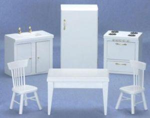 Dollhouse Kitchen Appliance set Arianna