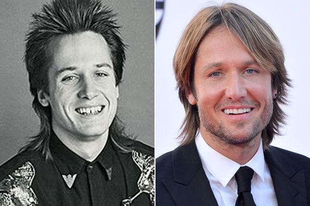 It S Keith Urban S Yearbook Photo Keith Urban Concert Keith Urban Young Celebrities