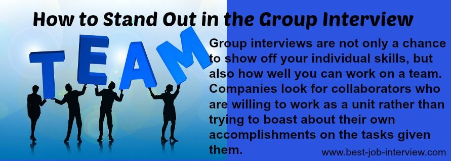 group interview technique