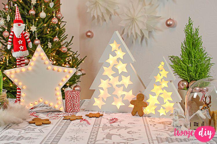 Swiecace Dekoracje Diy Na Swieta Twoje Diy Christmas Decorations Holiday Decor Diy Decor