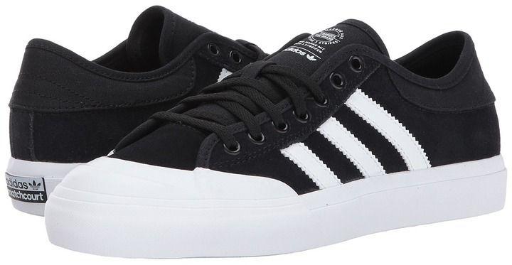 Details about Adidas Originals Shoes Matchcourt Black White FTW Gum New Skateboard Sneakers