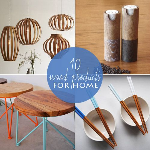 Beautiful Wood Accessories For Home From Babble Com