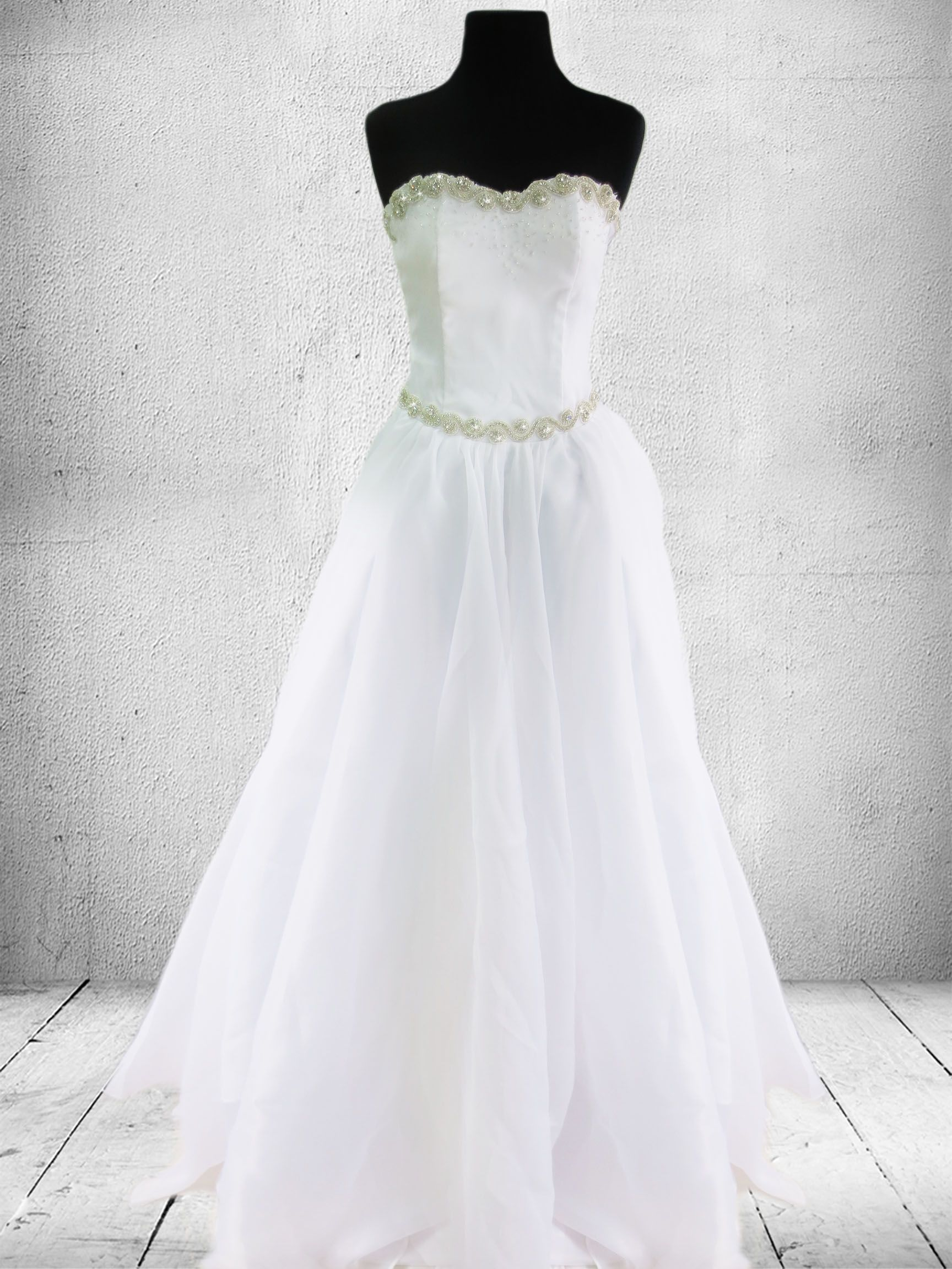 Simple elegant Wedding gown for Rent in Metro Manila Quezon City ...