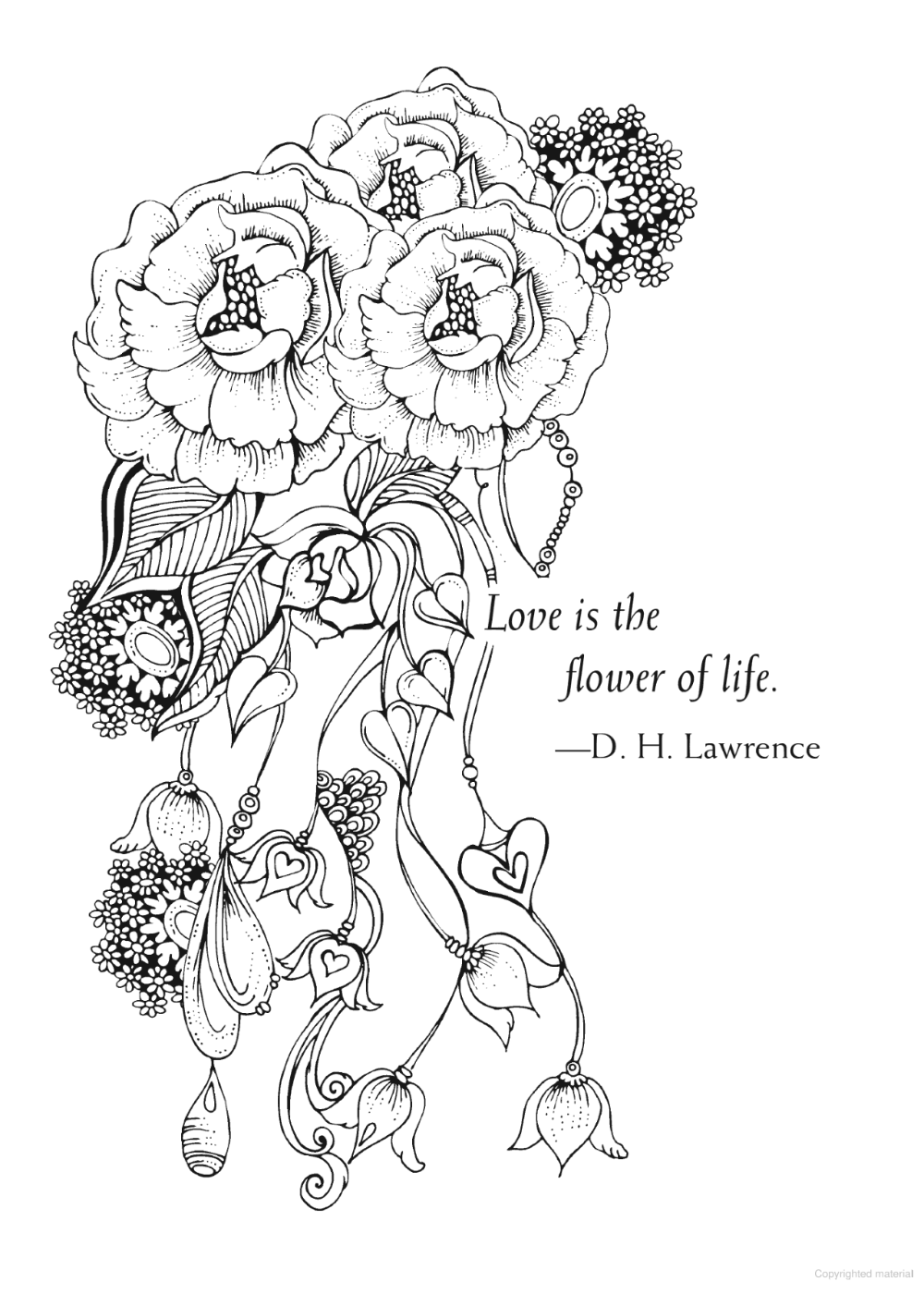 Bliss Love Coloring Book Your Passport To Calm Love Coloring Pages Coloring Pages Coloring Books