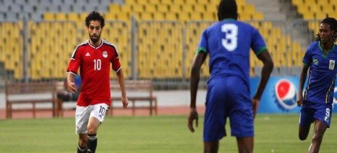 منتخب مصر يتعادل بصعوبة امام نيجيريا فى تصفيات كاس الامم الافريقية الجابون Soccer Field
