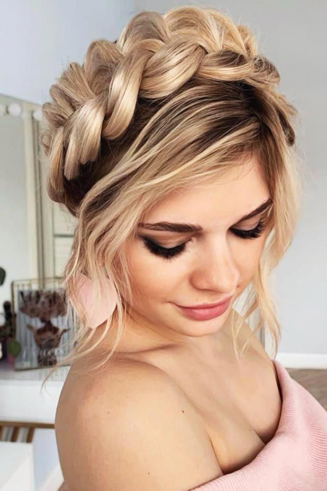 Popular Styles: Big Side Braid, Double Fishtail, And Full Crown #braids #longhair ❤ Do not believe in the myth that braided hairstyles are difficult to do. We have picked some braids that are trendy, messy, and, most importantly, easy. ❤ #lovehairstyles #hair #hairstyles #haircuts #sideBraided # small side Braids #sidebraidhairstyles