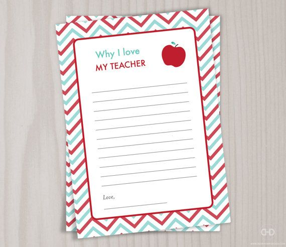 photo about Teacher Appreciation Card Printable identify Trainer Appreciation Blank Thank By yourself Card, Printable Instructor