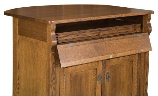 Tabbs Creek Island Pull Out Table With Images Amish Furniture