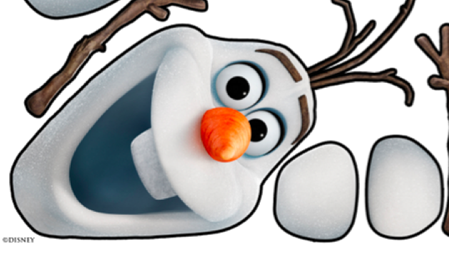 olaf eyes coloring pages - photo#10