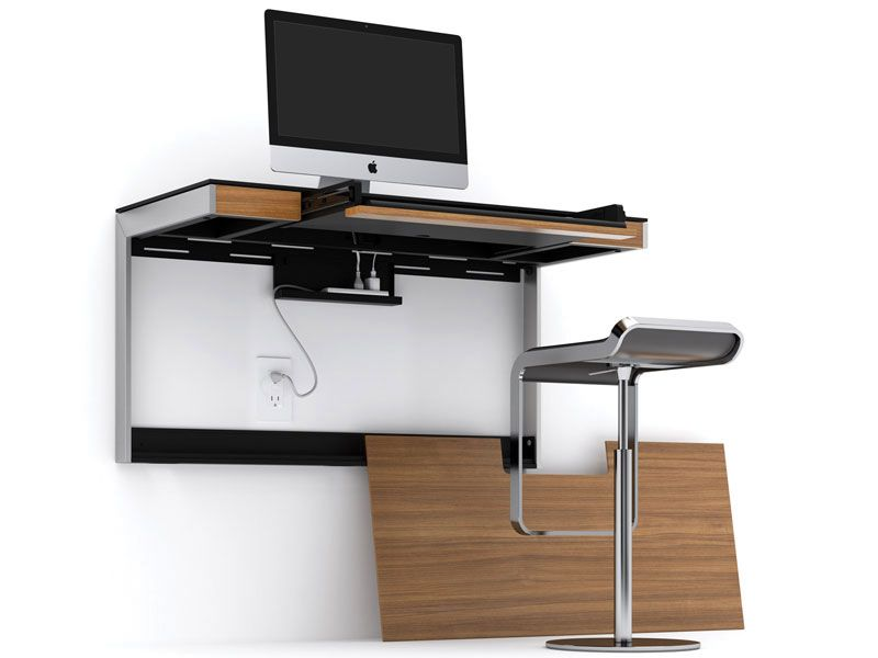sequel office furniture. Sequel 6004 Wall Desk | Modern Office Furniture BDI F