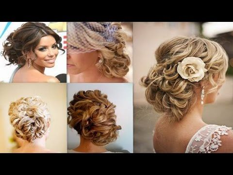 New Wedding Hairstyles for 2015 l Bridal Hairstyles for Short ...