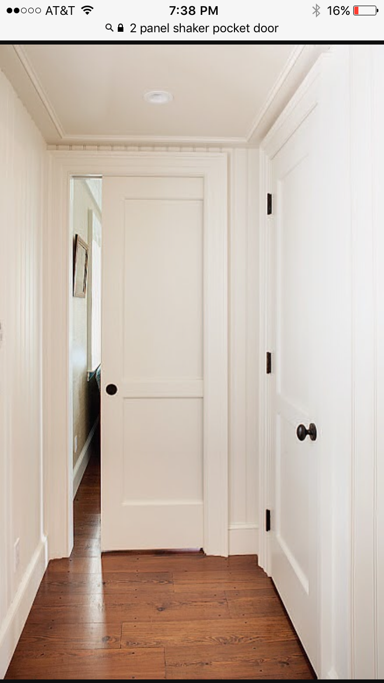 Pin By Luann Watson On House Doors Interior Craftsman Interior Doors Interior Door Styles