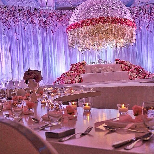 Wedding Decoration: Stage Inspiration
