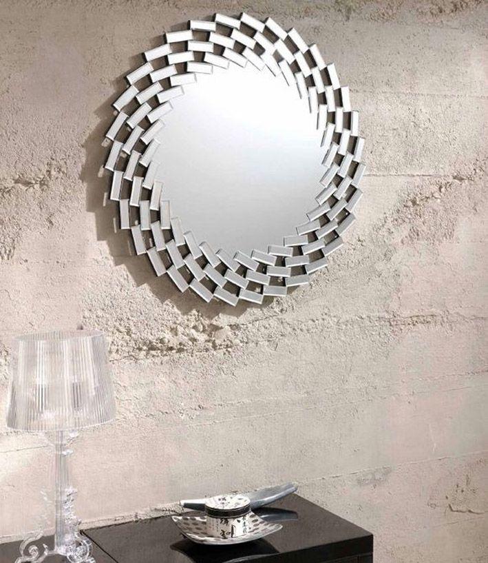 Moderner Design-Spiegel HELICE Dekoration Beltrán, Ihr Webshop - modernes badezimmer designer badspiegel