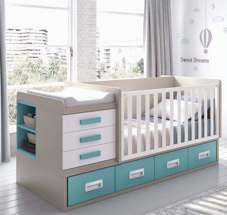 Qué Os Parece Esta Cuna Convertible Disponible En Muchos Colores Cama Cunas Para Bebes Muebles Para Bebe Cama Cunas Para Niños