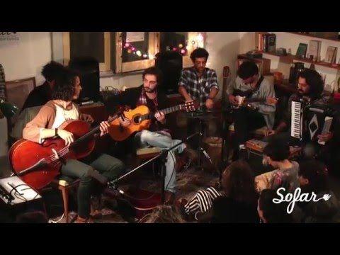 Mushi Mushi Orquesta – Minimal | Sofar Montevideo | cooltivarte.com