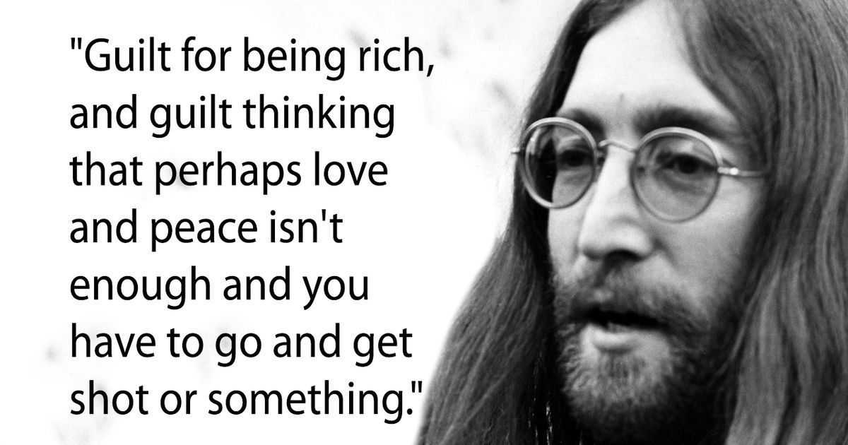 Happy Birthday John Lennon 14 Brilliant Quotes From The Beatles Legend