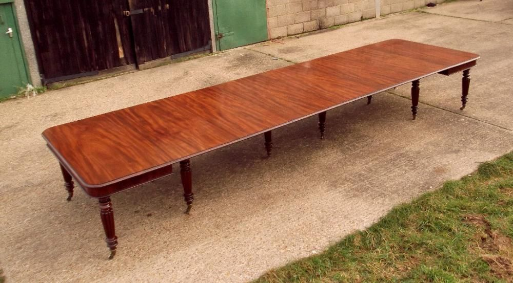 Top Quality Large Original Antique Dining Tables For Sale Online In