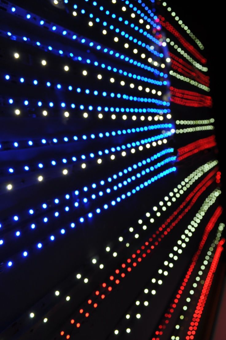 inspired led lighting. Red, White, And Blue Flexible Strip Lighting In The Inspired LED Office! There Are Almost LEDs This American Flag, With Very Little Heat Generation Led G