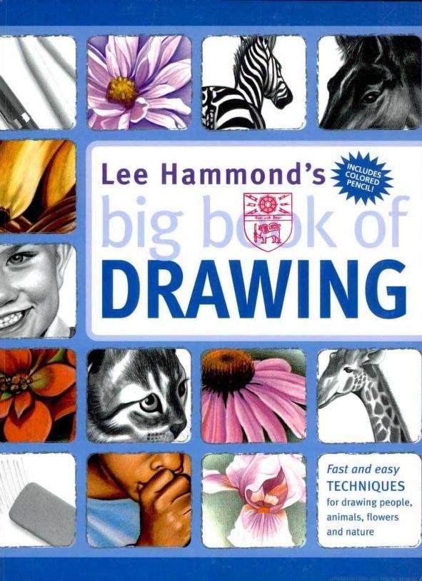 Lee Hammonds Big Book Of Drawing Topics Lee Hammond Big Book Of
