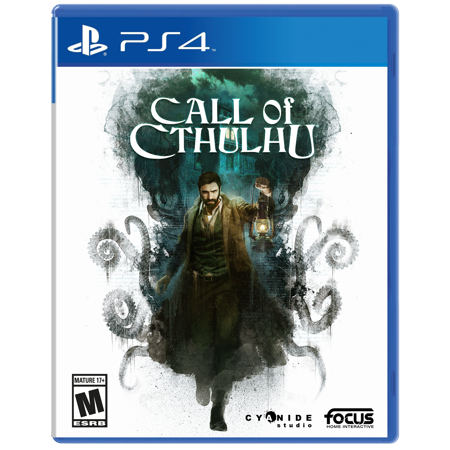 Call of Cthulhu, Maximum Games, PlayStation 4
