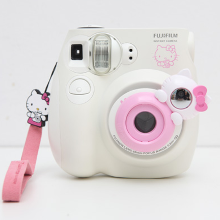 Hello Kitty Fuji Instax Mini 7 Multi Lens Love These Cameras Doesnt Even Need To Be The One