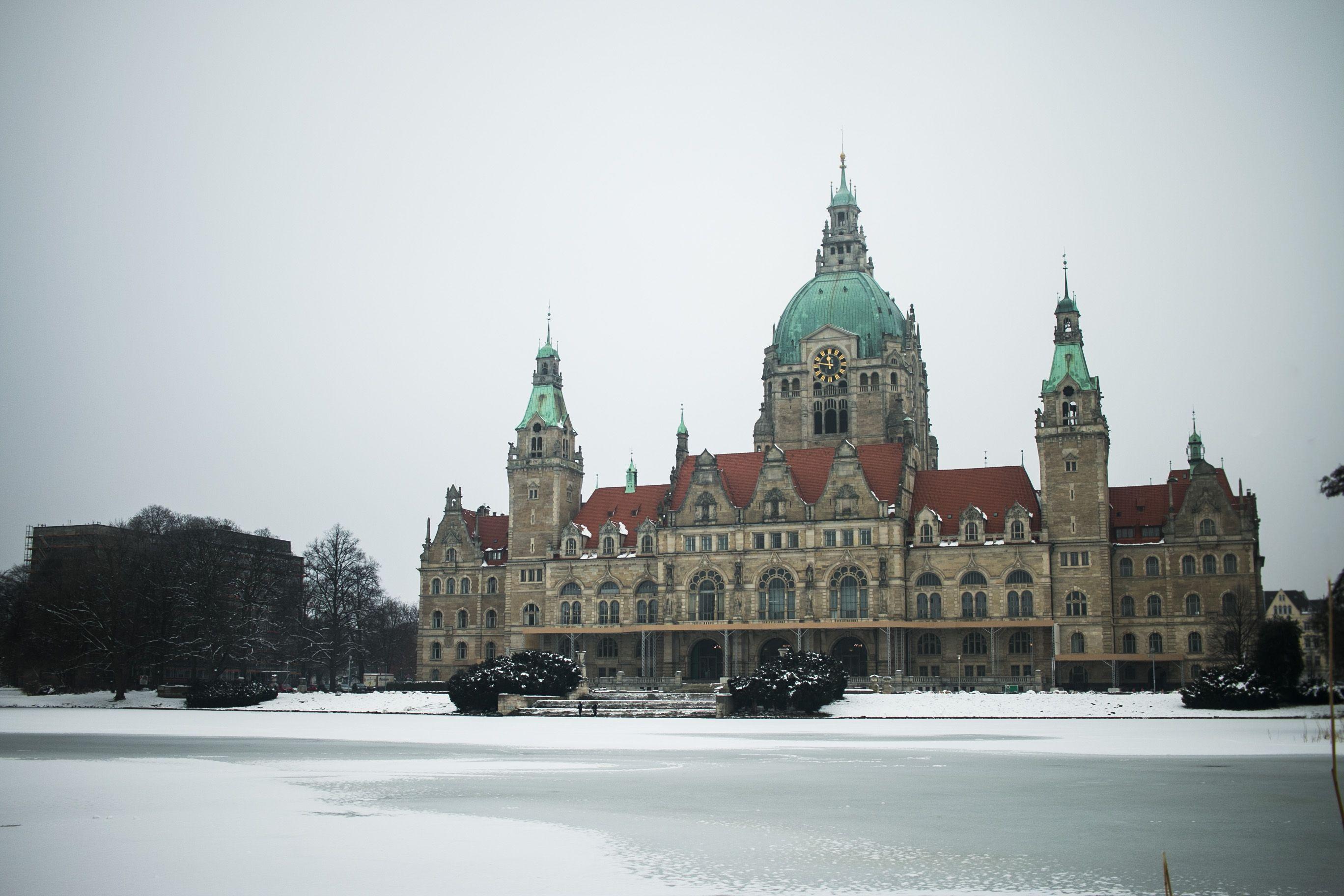 #Rathaus - #Hannover www.azucarundkalt.com