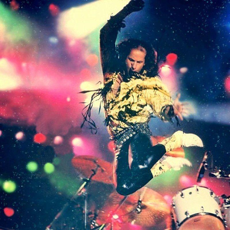 Scorpions Band - Vocalist Klaus Meine Editorial Stock