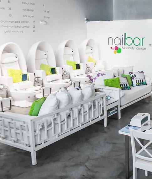 The Nail Bar Miami: Projeto Nail Bar